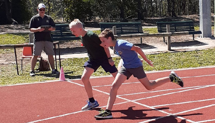 Senior Athletics Carnival